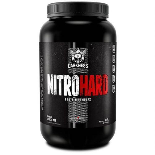 Nitro Hard Darkness - 907g Chocolate - IntegralMédica no Atacado