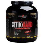 Nitro Hard Darkness - Morango 2300g + Coqueteleira - Integralmédica