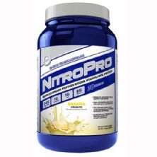 Nitro Pro - 907g Baunilha - HTP HI-TECH
