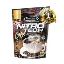 Nitro Tech Blended Coffee - 491g Café - Muscletech*** Data Venc. 07/12/2020
