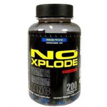 NO Xplode NO2 - 200 Cápsulas - Probiótica