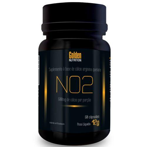 NO2 - 60 Cápsulas - Golden Nutrition
