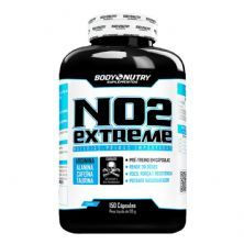 NO2 Extreme - 150 Cápsulas - Body Nutry