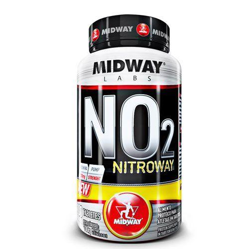 NO2 Nitroway - 100 Tabletes - Midway