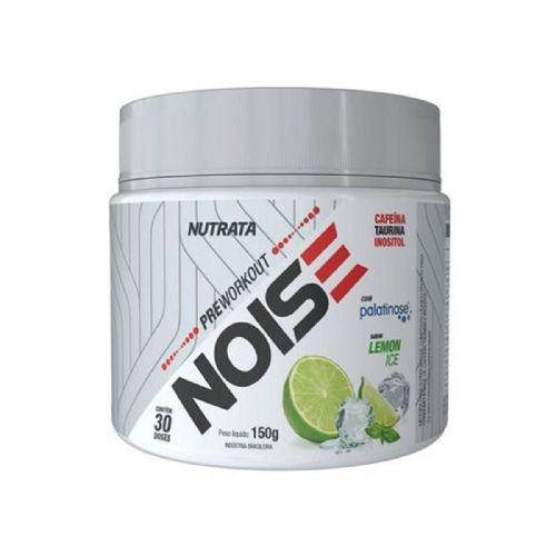 Noise Antiox -  150g  Lemon Ice - Nutrata no Atacado
