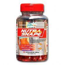 Nutra Shape - 60 Cápsulas - NutraCaps
