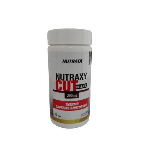 Nutraxy Cut - 60 Cápsulas - Nutrata no Atacado
