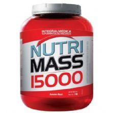 Nutri Mass 15000 - Banana com Maça 3000g - Integralmédica