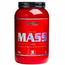 Nutri Mass 7000 - Morango 1500g - Integralmédica