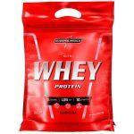 Kit 5X Nutri Whey Protein - 1800g Refil Baunilha - IntegralMédica
