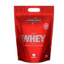 Nutri Whey Protein - 1800g Refil Baunilha - IntegralMédica*** Data Venc. 30/07/2018