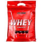 Combo 2 - Nutri Whey Protein - 1800g Refil Chocolate - Integralmédica