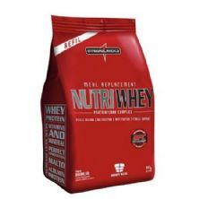 Nutri Whey Protein - Refil - Baunilha 907g - Integralmédica