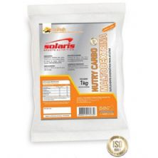 Nutry Carbo Maltodextrina - Laranja 1000g - Solaris Nutrition