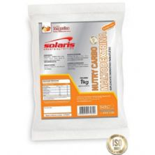 Nutry Carbo Maltodextrina - Tangerina 1000g - Solaris Nutrition