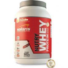 Nutry Whey Protein - Baunilha 900g - Solaris Nutrition