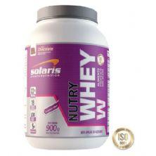 Nutry Whey W - Baunilha 900g - Solaris Nutrition