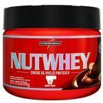 Kit 5X Nutwhey Creme de Avelã Proteico - 200g - IntegralMédica