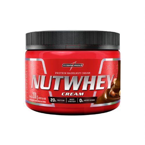 Nutwhey Creme de Avelã Proteico - 200g - IntegralMédica no Atacado