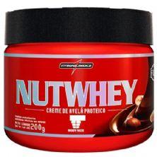 Nutwhey Creme de Avelã Proteico - 200g - IntegralMédica