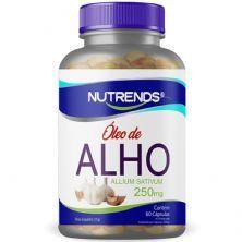 Óleo de Alho - 60 Cápsulas - Nutrends