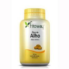 Oleo De Alho 250Mg - 60 Cápsulas - Fitoway