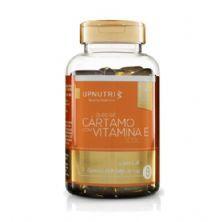 Óleo de Cártamo Com Vitamina E 1000mg - 60 Cápsulas - Upnutri