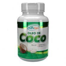 Óleo de Coco - 60 Cápsulas - NutraCaps