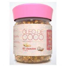 Óleo de Coco - 60 cápsulas - Probiótica