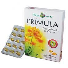 Óleo de Prímula - 45 Cápsulas - Terra Verde
