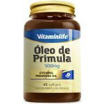 Óleo de Prímula 500mg - 45 Softgels - VitaminLife no Atacado