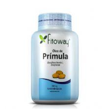 Oleo de Primula 500mg - 60 Cápsulas - Fitoway