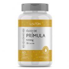 Óleo de Prímula 500mg - 60 Cápsulas - Lauton Nutrition