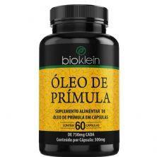 Óleo de Prímula - 60 Cápsulas - Bioklein