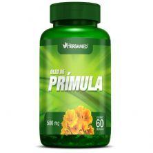 Óleo de Prímula - 60 Cápsulas - Herbamed