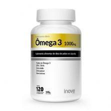 Ômega 3 - 120 Cápsulas 1000mg - Inove Nutrition