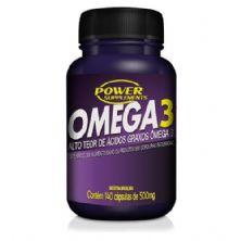 Omega 3 - 140 Cápsulas - Power Supplements