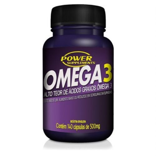 Omega 3 - 140 Cápsulas - Power Supplements no Atacado