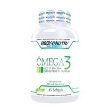 Omega 3 - 45 Soft Gels - Body Nutry