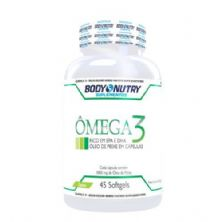 Omega 3 - 45 Soft Gels - Body Nutry*** Data Venc. 05/02/2019