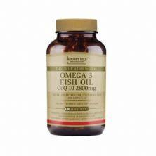 Omega 3 Coq 10 2800mg - 180 Softgels - Natures Gold