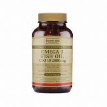 Omega 3 Coq 10 2800mg - 90 Softgels - Natures Gold