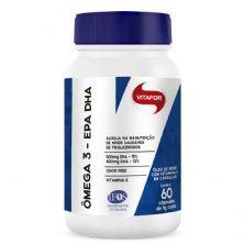 Omega 3 EPA DHA (Omegafor) - 60 Cápsulas 1g - Vitafor