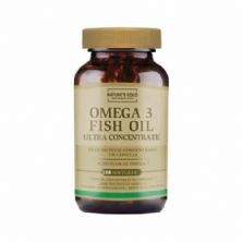 Omega 3 Ultra Concentrate - 120 Softgels - Natures Gold