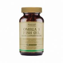 Omega 3 Ultra Concentrate - 365 Softgels - Natures Gold