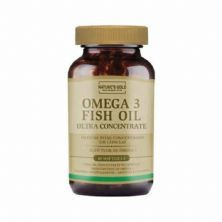 Omega 3 Ultra Concentrate  - 60 Softgels - Natures Gold