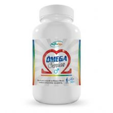Ômega Senior Men - 60 Cápsulas - NutraCaps*** Data Venc. 30/09/2019