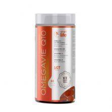 Omegavie Q10 - 60 Cápsulas Liquidas - Smart Life