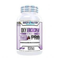 Oxy Body Pro - 60 Cápsulas - Body Nutry