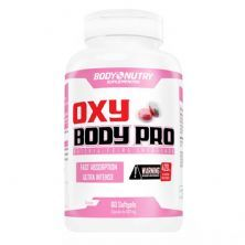 Oxy Body Pro Feminy - 60 Cápsulas - Body Nutry
